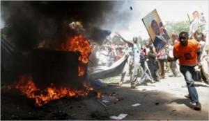 Violences inter-ethniques