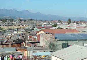 Les Townships de Cape Town : Khayelitsha